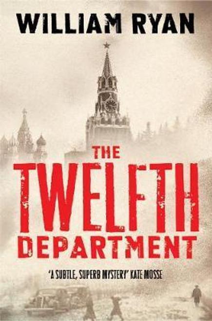 Ryan, William / The Twelfth Department