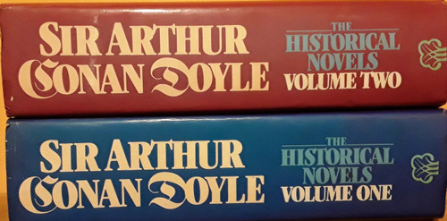 Sir Arthur Conan Doyle / The Historical Novels (2 Volume Collection) (Large Hardback)