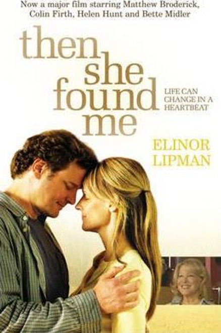 Lipman, Elinor / Then She Found Me