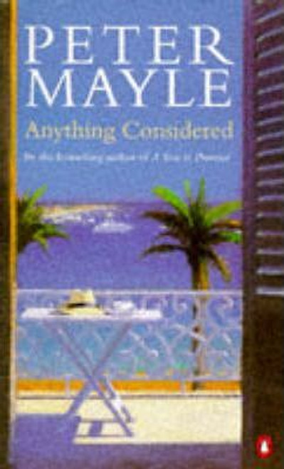Mayle, Peter / Anything Considered