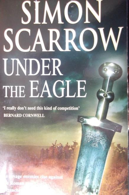 Scarrow, Simon / Under The Eagle