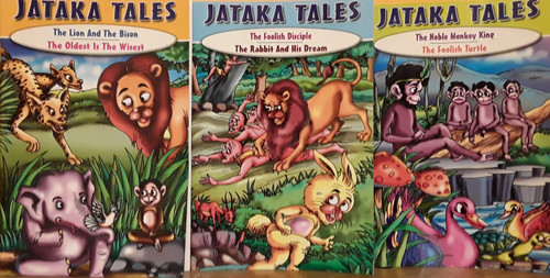 Jataka Tales (11 Booklet Collection)
