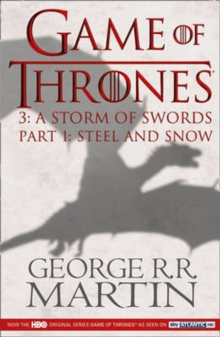 Martin, George R. R. / A Game of Thrones : A Storm of Swords Part 1