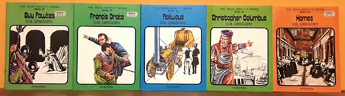 O.B. Gregory 1976 (5 Booklet Collection)