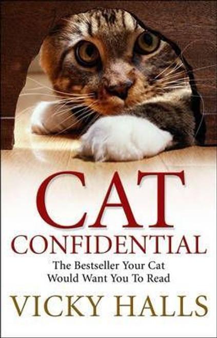 Halls, Vicky / Cat Confidential