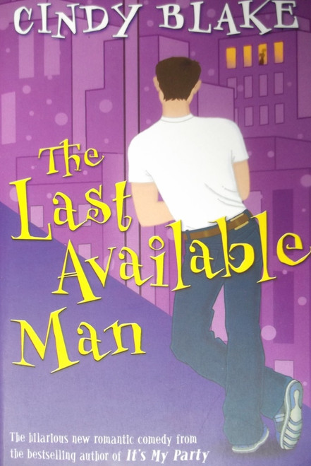 Blake, Cindy / The Last Available Man