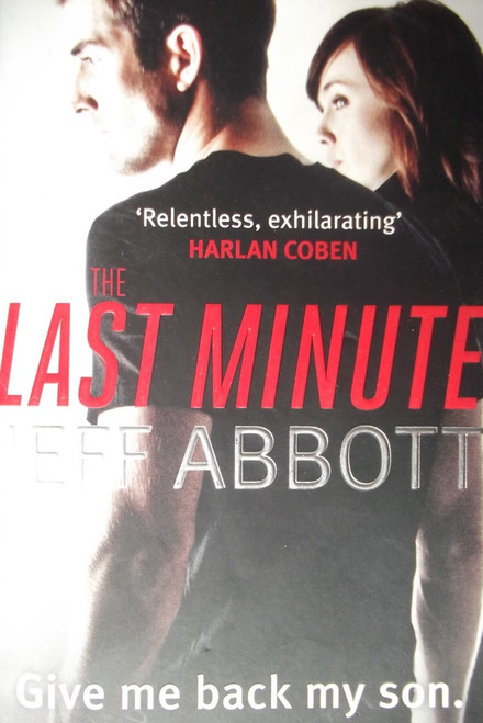 Abbott, Jeff / The Last Minute