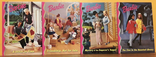 Barbie (22 Book Collection) Grolier Books