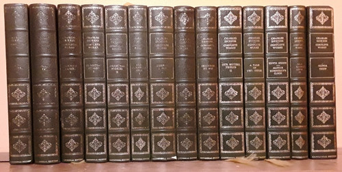 Charles Dickens - Complete Works: Centennial Edition (17 Book Collection) Green Cover