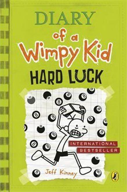 Kinney, Jeff / Diary of a Wimpy Kid: Hard Luck ( Wimpy Kid Book 8) (Hardback)