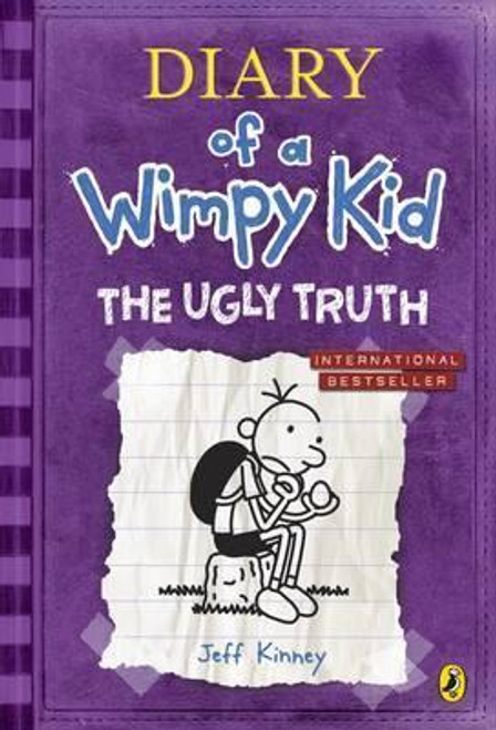Kinney, Jeff / Diary of a Wimpy Kid: The Ugly Truth ( Wimpy Kid, Book 5 ) (Hardback)