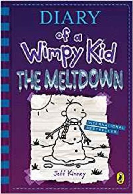 Kinney, Jeff / Diary of a Wimpy Kid: The Meltdown ( Wimpy Kid, Book 13 ) (Hardback)