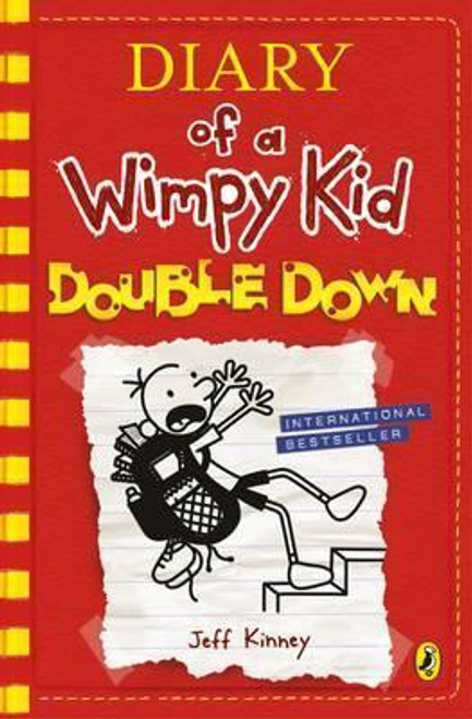 Kinney, Jeff / Diary of a Wimpy Kid: Double Down ( Wimpy Kid, Book 11 ) (Hardback)