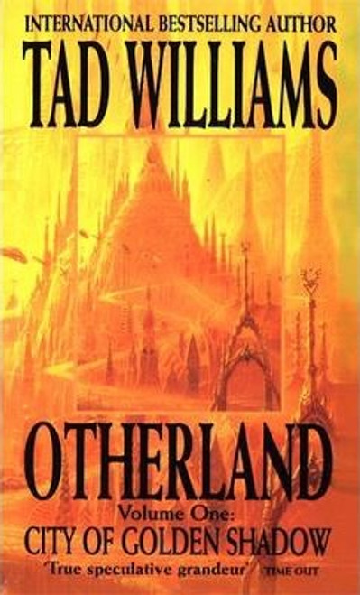 Williams, Tad / City of Golden Shadow  ( Otherland  Series - Book 1 )