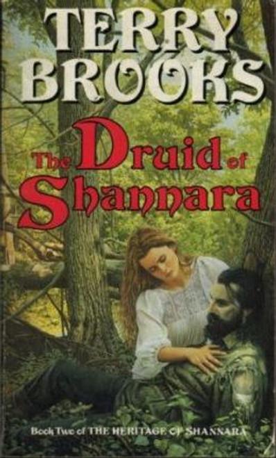Brooks, Terry / The Druid Of Shannara