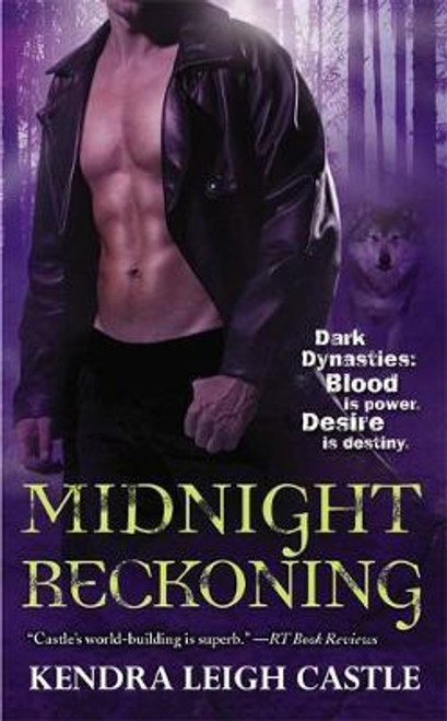 Leigh Castle, Kendra / Midnight Reckoning