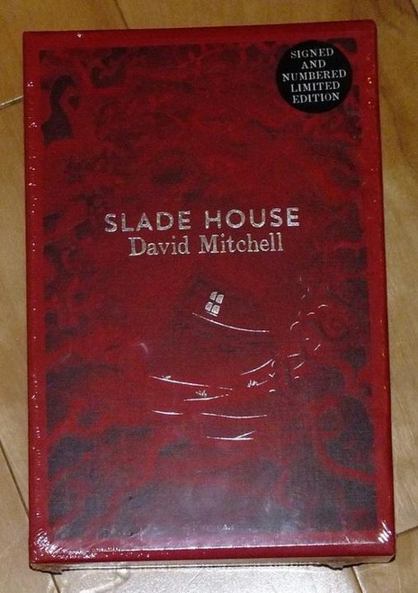 Mitchell, David - Slade House - SIGNED HB Slipcased Numbered Limited Edition - Sealed
