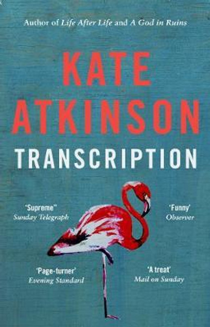 Atkinson, Kate / Transcription