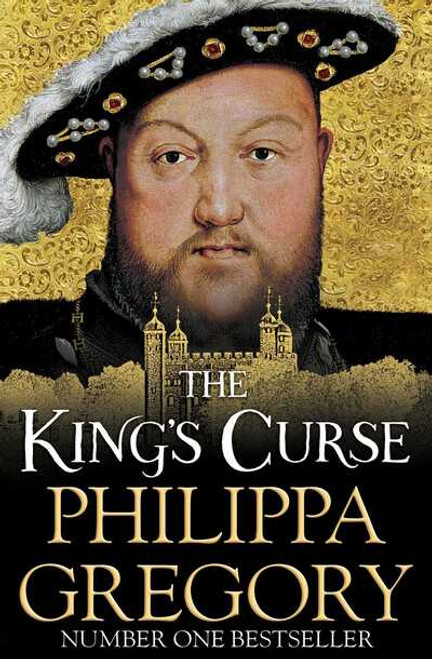 Gregory, Philippa - The King's Curse - BRAND NEW - PB