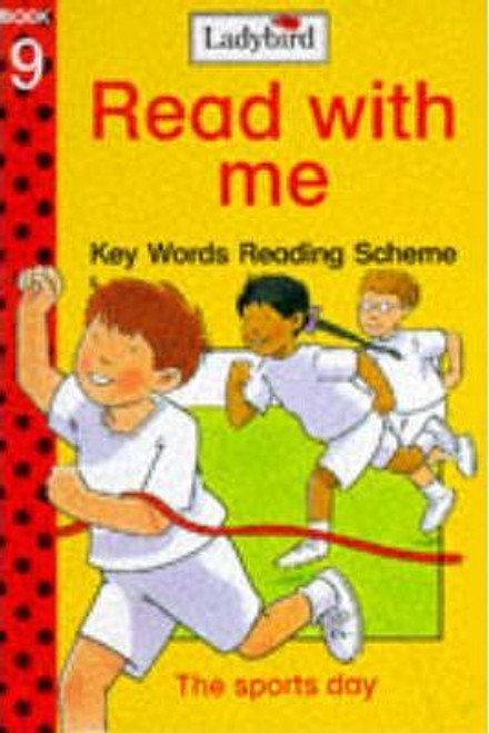 Ladybird / Read With Me: The Sports Day