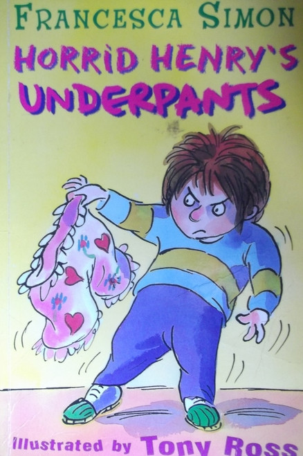 Simon, Francesca / Horrid Henry Underpants