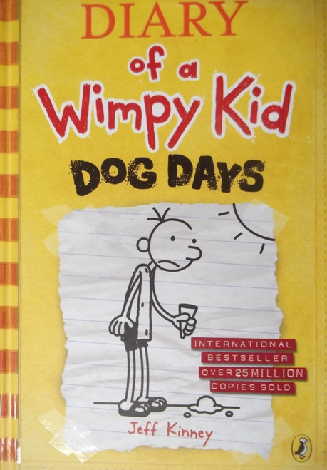 Kinney, Jeff / Diary of a Wimpy Kid: Dog Days (Wimpy Kid , Book 4 )