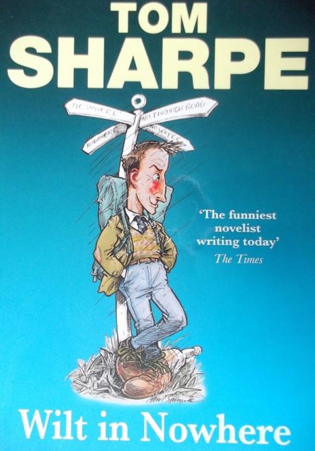 Sharpe, Tom / Wilt in Nowhere