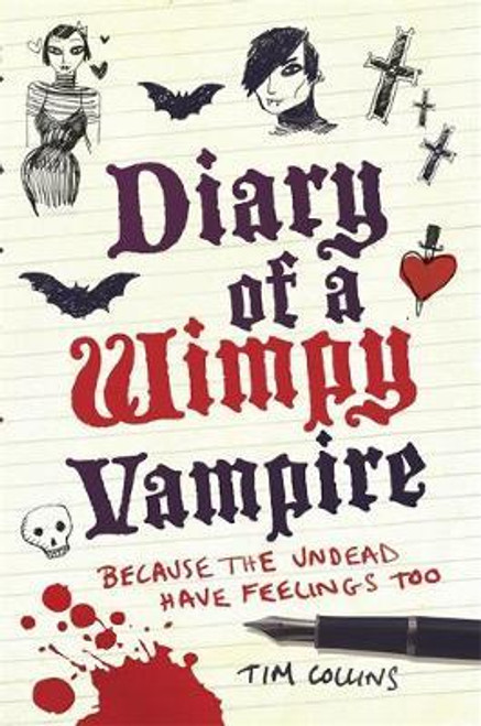 Collins, Tim / Diary of a Wimpy Vampire