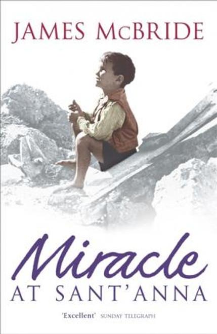 McBride, James / Miracle at St. Anna