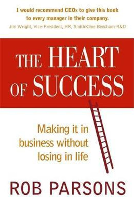 Parson, Rob / The Heart of Success