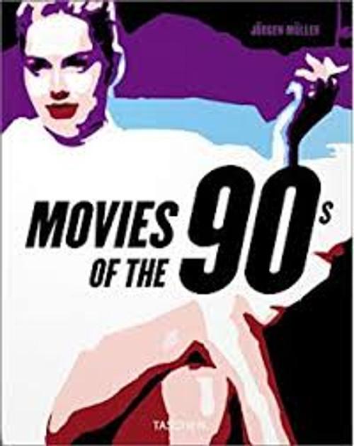 Muller, Jurgen - Movies of the 90's - Taschen Film Guide 1st Ed - Cinema Illustrated