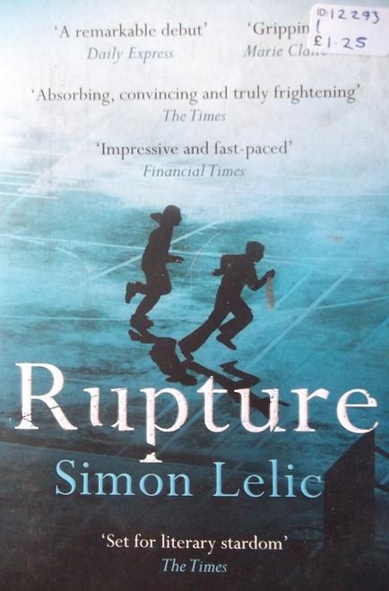 Lelic, Simon / Rupture