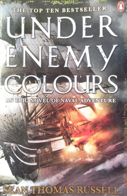Russell, Sean Thomas / Under Enemy Colours