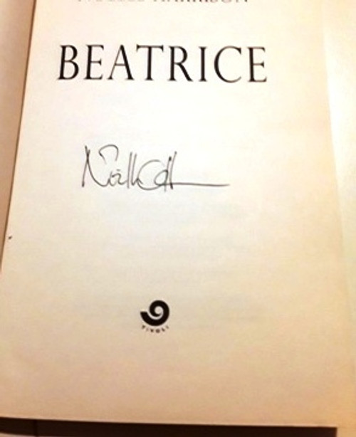 Noelle Harrison / Beatrice (Signed by the Author) (Large Paperback)