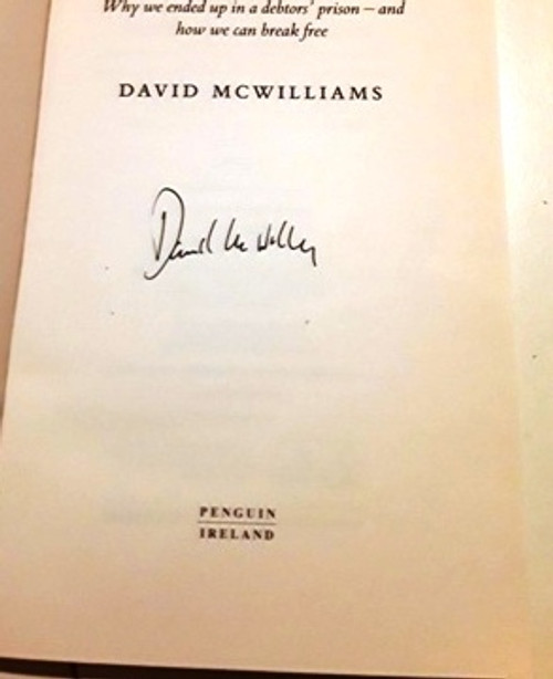 David McWilliams / The Good Room (Signed by the Author) (Large Paperback)