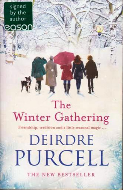 Deirdre Purcell / The Winter Gathering (Signed by the Author) (Large Paperback)