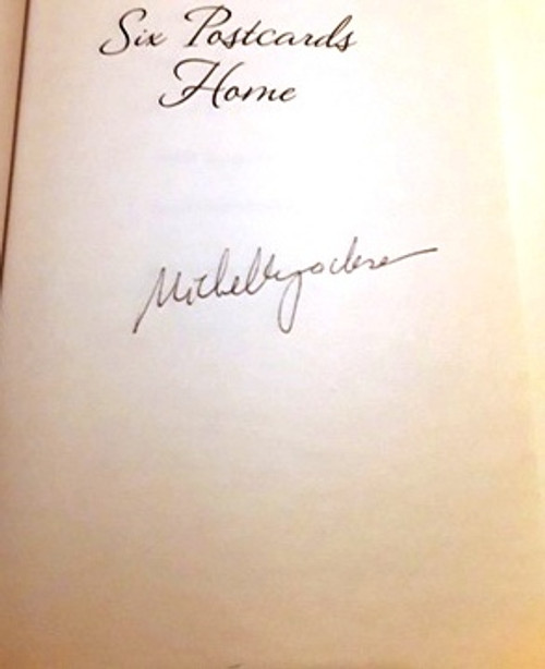 Michelle Jackson / Six Postcards Home (Signed by the Author) (Large Paperback)