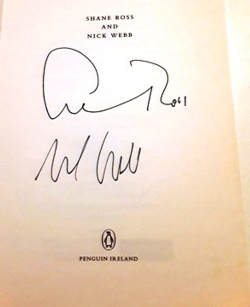 Shane Ross & Nick Webb / Wasters (1)(Signed by the Author) (Large Paperback)