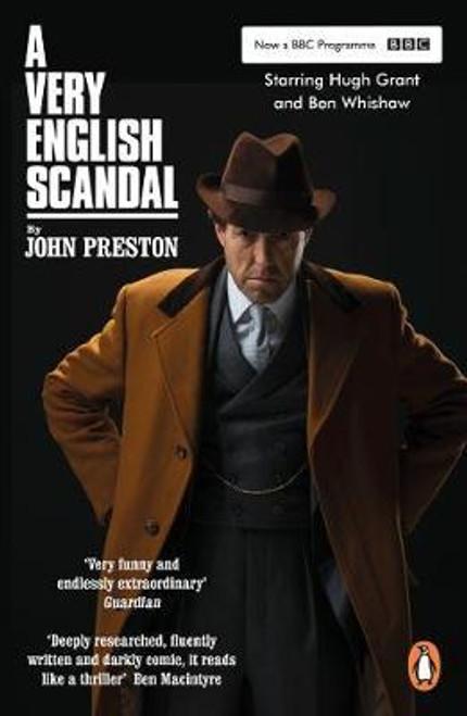 Preston, John / A Very English Scandal