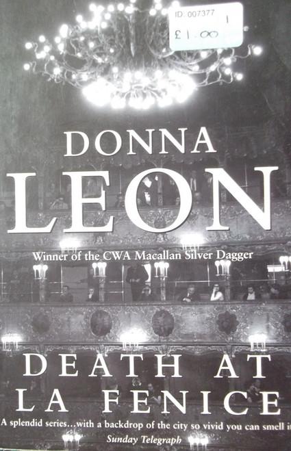 Leon, Donna / Death at La Fenice