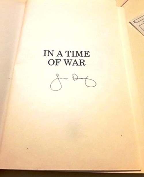 James Durney / In a Time of War: Kildare 1914-1918 (Signed by the Author) (Large Paperback)