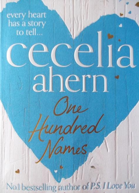 Ahern, Cecelia / One Hundred Names