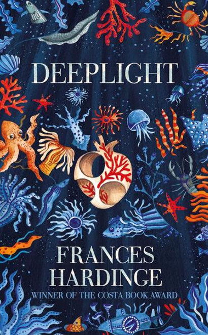 Hardinge, Frances - Deeplight - SIGNED NUMBERED Edition- 2019 BRAND NEW