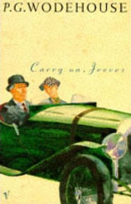 Wodehouse, P. G. / Carry on, Jeeves