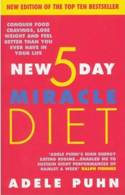 Puhn, Adele / The New 5 Day Miracle Diet