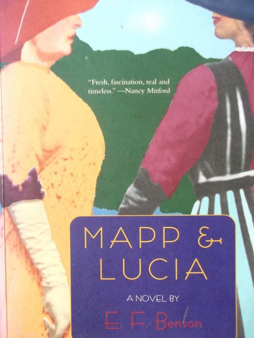 Benson, E.F. / Mapp & Lucia