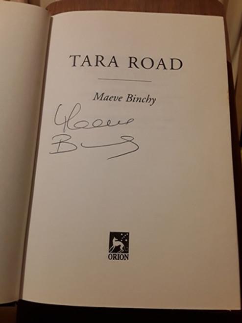 Maeve Binchy / Tara Road (Signed by the Author) (Large Hardback)