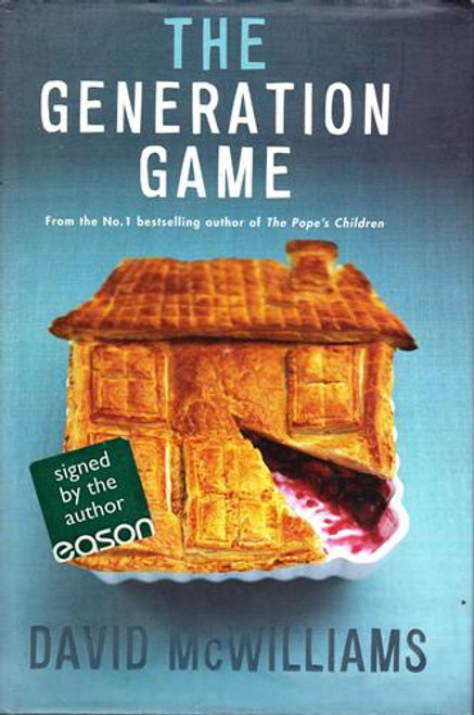 David McWilliams / The Generation Game (Signed by the Author) (Large Hardback)