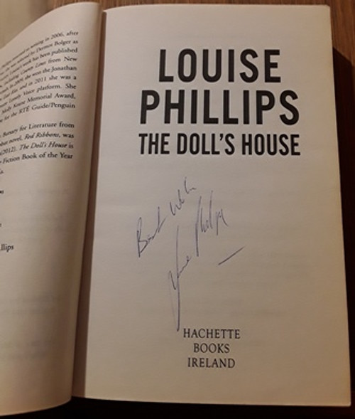 Louise Phillips / The Doll's House (Signed by the Author) (Paperback)