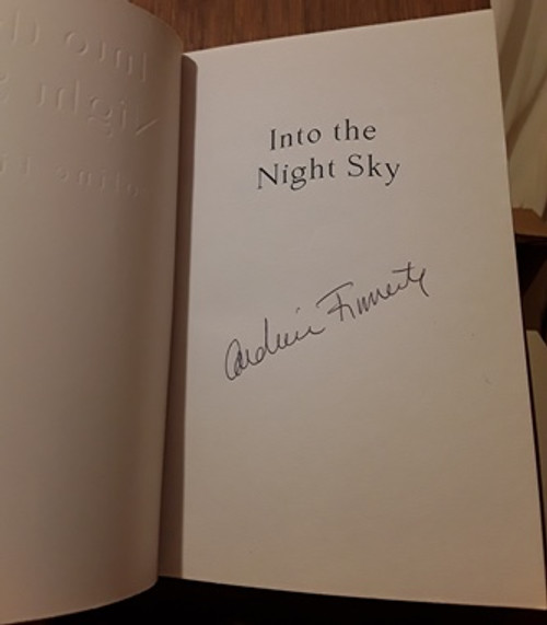 Caroline Finnerty / Into the Night Sky (Signed by the Author) (Paperback)